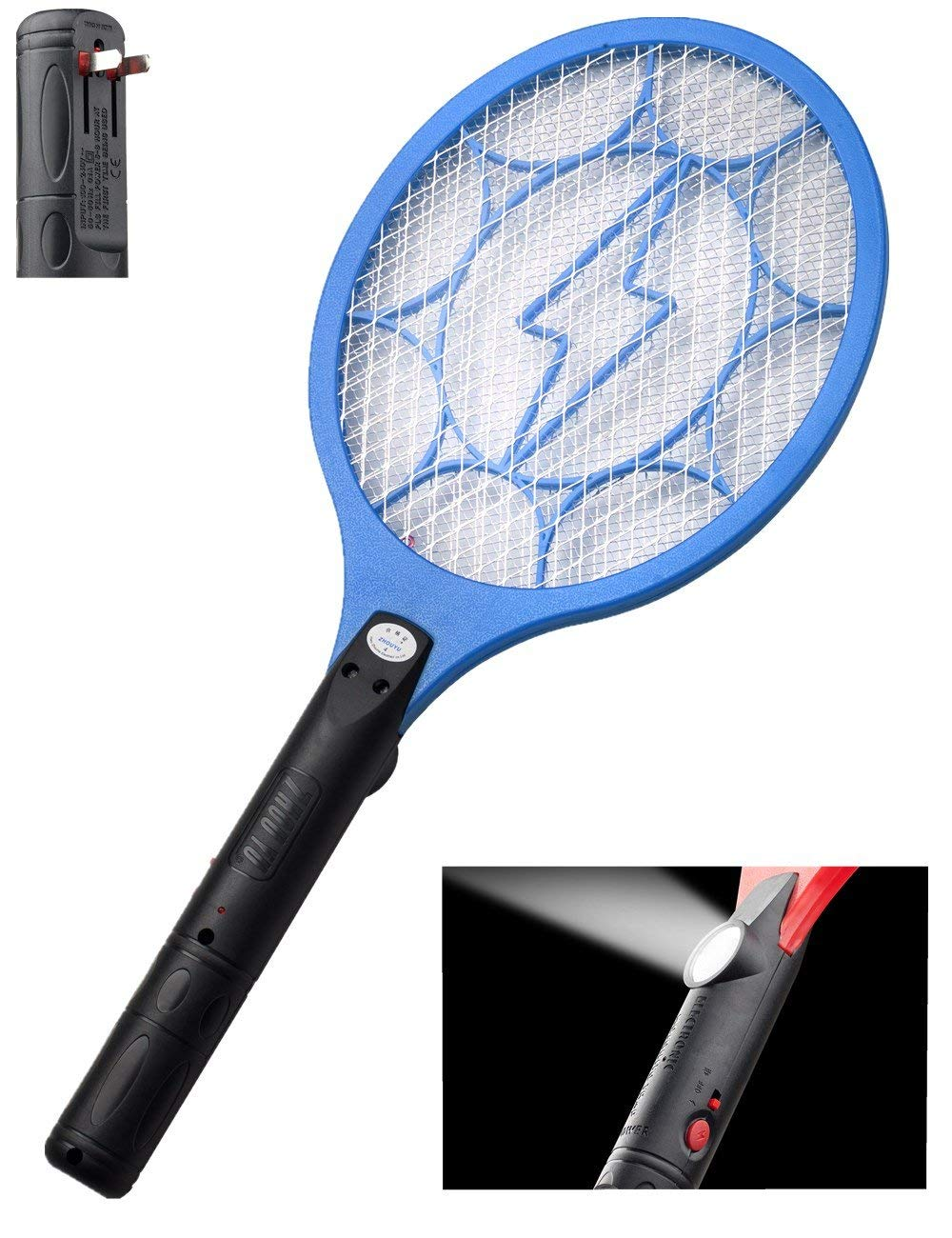 3c world electric fly swatter