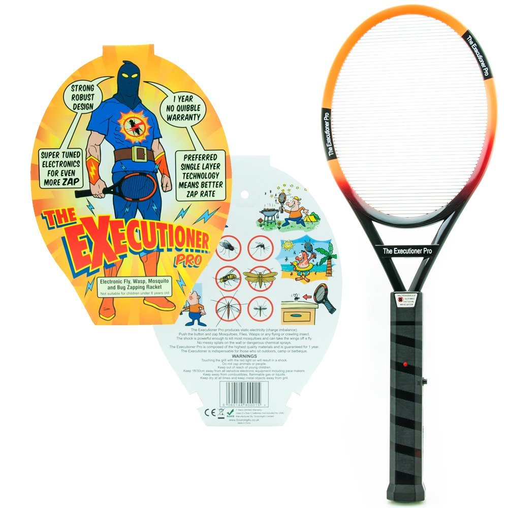 executioner electric fly swatter